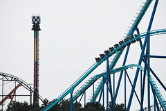 Leviathan (Marcanadian) Tags: park toronto ontario canada tower spring maple king fair drop cedar roller april cw theme rides wonderland coaster vaughan fastest zone leviathan 2012 canadas tallest