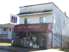 Keith Market Keith Road North Vancouver (Closed) (kevin_in_bc) Tags: signs closed northvancouver cornerstores cornershops cornergrocerystores week22016
