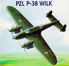WWII Polish PZL.38 Wilk (PZL-38) Fighter-Bomber Free Aircraft Paper Model Download (PapercraftSquare) Tags: wwii 133 wilk fighterbomber pzl aircraftpapermodel pzl38 pzl38wilk