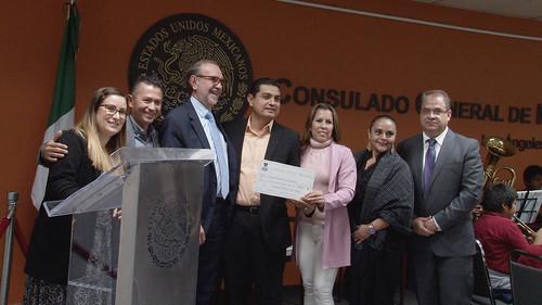 Los Angeles IME-Becas Juntos Podemos