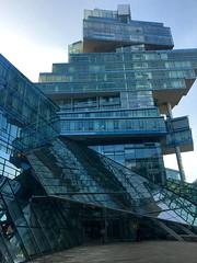 Hannover Nord LB (sabine.dahlke) Tags: germany bank hannover architektur niedersachsen