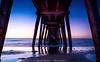 DSC_0687-HDR (Samir Pandya-Adelaide(Captured Moments..)) Tags: blue sunset sea orange seascape reflection beach topv111 landscape topv555 topv333