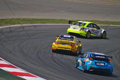 WTCC Race of Russia 2015