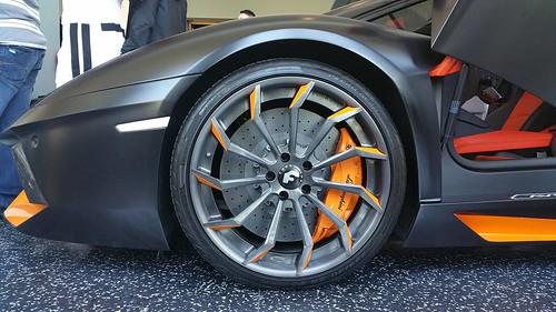 Lamborghini Aventador Forgiato