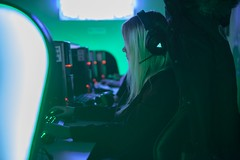 20150129_GirlsNightInferno (Stephanie Lindgren) Tags: girls monster night pc lol videogames gaming online legends inferno cocacola asus counterstrike league razer csgo