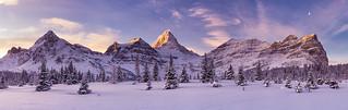 Heaven on Earth | Mt. Assiniboine, Canadian Rockies