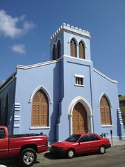Old Ponce Church ( Gillfoto) Tags: puerto rico portacaribe