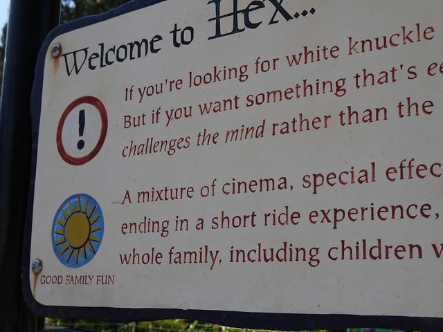 Hex - Sign