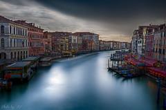 Venise depuis le Rialto (stephane_p) Tags: venice italy italia venise venezia italie rialto 2012 tonemapping