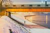 Cold Evening | Kaunas, Lithuania #21/365 (A. Aleksandravičius) Tags: street longexposure bridge people white snow cold weather river lights evening nikon 85mm 365 nikkor 85 lithuania kaunas lietuva nikon85mm nemunas project365 21365 f14g d810 nikkor85mm 85mmf14g aleksoto nikond810 nikoneurope nikon85mm14g 3652016