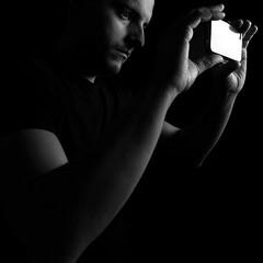 (fotodiegoFL) Tags: portrait bw blancoynegro retrato sony iii m3 selfie rx100
