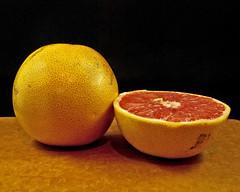 Grapefruit (DASEye) Tags: stilllife fruit nikon grapefruit citrus challenge whatsinside davidadamson daseye 52in2016 52in2016challenge