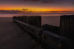 """""""If we keep our eyes and ears open and think of every day as a new adventure then each day will give us a lesson...."""" (jenni 101) Tags: ocean longexposure sea texture sunrise vibrant australia victoria greatoceanroad torquay oldtimbers"""