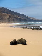 Roque del Moro. Parque Natural de Jandia. Fuerteventura. (claramunt.merche) Tags: naturaleza fuerteventura canarias olympus roque jandia e500 cofete fotosdetusviajes