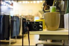 Thrifty Store Challenge! (Lens Bubbles) Tags: 35mm diy minolta rangefinder f28 afsv thriftystorechallenge