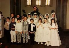 An Chéad Chomaoineach 1987 (BEO- A Window into the Past) Tags: ireland heritage history galway rural eire insight beo annaghdown firstholycommunion irishheritage éire gaillimh galwaycountycouncil galwayeducationcentre anchéadchomaoineach oidhreach insightcentrefordataanalytics eanachdhúin anachcuain