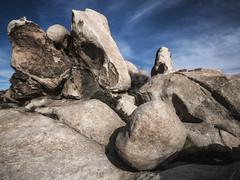 Yawning Rock Forms (DPRPhoto) Tags: desertlandscape rockformations joshuatreenationalpark surprisetank