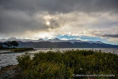 Incoming storm (Alberto Cassandro) Tags: patagonia nature water argentina tierradelfuego ushuaia reflex nikon 2015 sigmalenses d5200 lakefagnano albertocassandrophotography