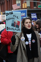 bernie-9562 (teqmin) Tags: nyc blue demo march support rally demonstration bernie unionsquare lowermanhattan youngpeople multigenerational handmadesigns berniesanders votebernie tequilaminsky feelthebern marchtozuccottipark heartfeltsigns americaneedsapoliticalrevolution
