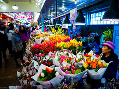 Happy Valentine's Day-2140254 (Gene Trent) Tags: flowers pikeplacemarket happyvalentinesday