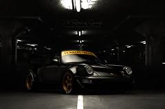 Porsche 911 (964) RWB (aJ Leong) Tags: spirit 911 porsche gt rwb 118 964