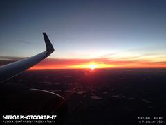 Dawn at Montrgie, south of Montreal (nizega) Tags: sunset canada night island dawn lights downtown view quebec montreal aerial lasalle mercier est ndg verdun hochelaga villeray