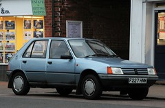 F227 HNM (2) (Nivek.Old.Gold) Tags: 1988 peugeot 205 grd 1769cc