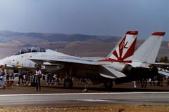 """Grumman F-14A """"Tomcat"""" Bu.160670 NL202 (2wiice) Tags: f14 tomcat grumman f14tomcat f14a grummanf14atomcat f14atomcat grummanf14a nl202 grummantomcat bu160670"""