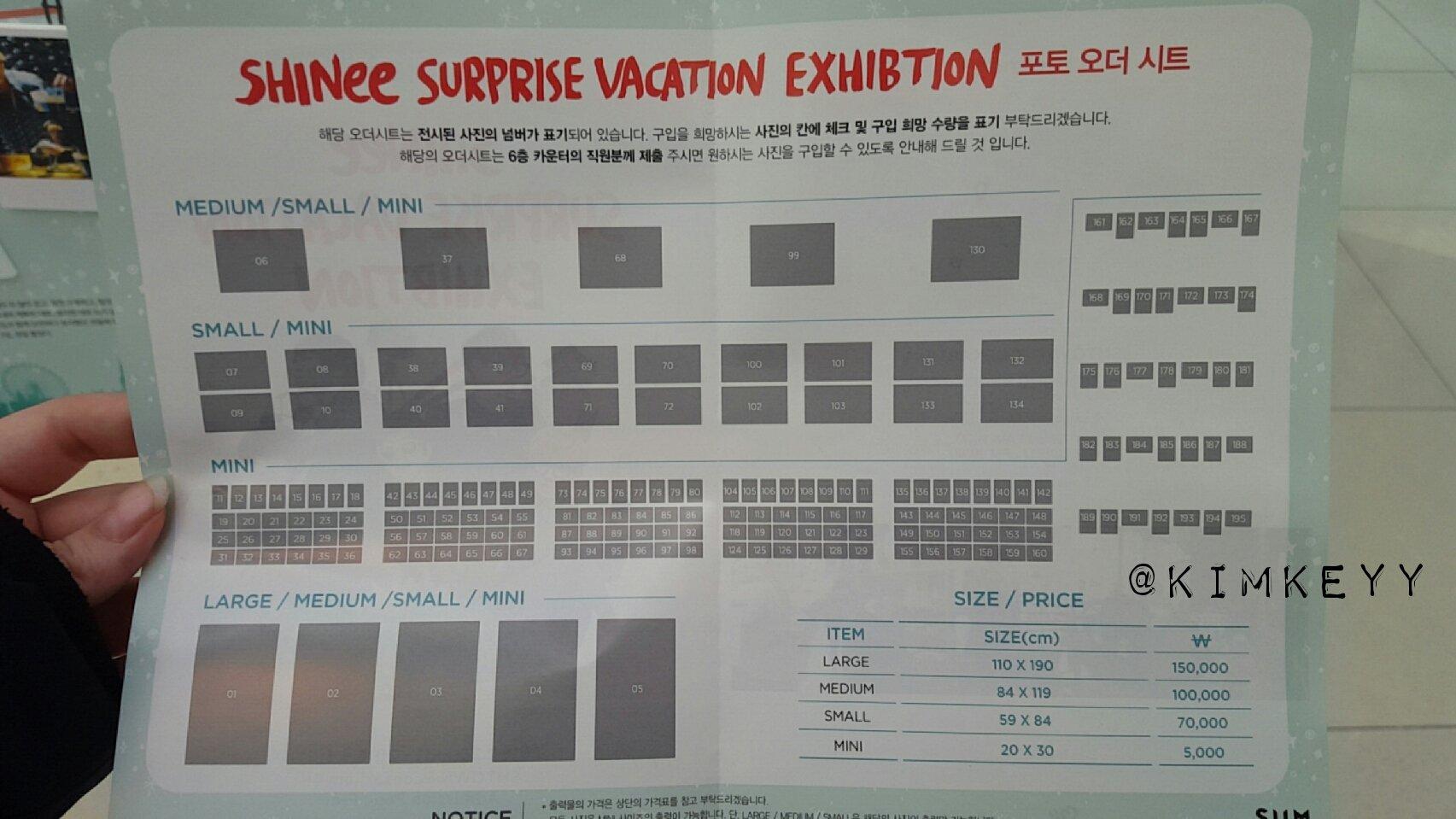 SHINee @ SHINee Surprise Vacation Exhibition 24943215659_3c5d39baa0_o