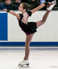 DSC_2923A (Sam 8899) Tags: color ice beauty sport championship model competition littlegirl figureskating