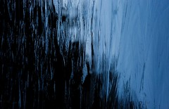 Frozen (Sten Dueland) Tags: blue winter lake cold ice water frozen