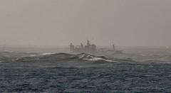 Smaragd IMG_7954 (Ronnierob) Tags: norwegian fishingboat smaragd stormyseas sumburghroost