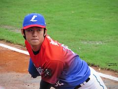 IMG_3181_副本 (vivian_10202) Tags: baseball taoyuan cpbl lamigo 王溢正