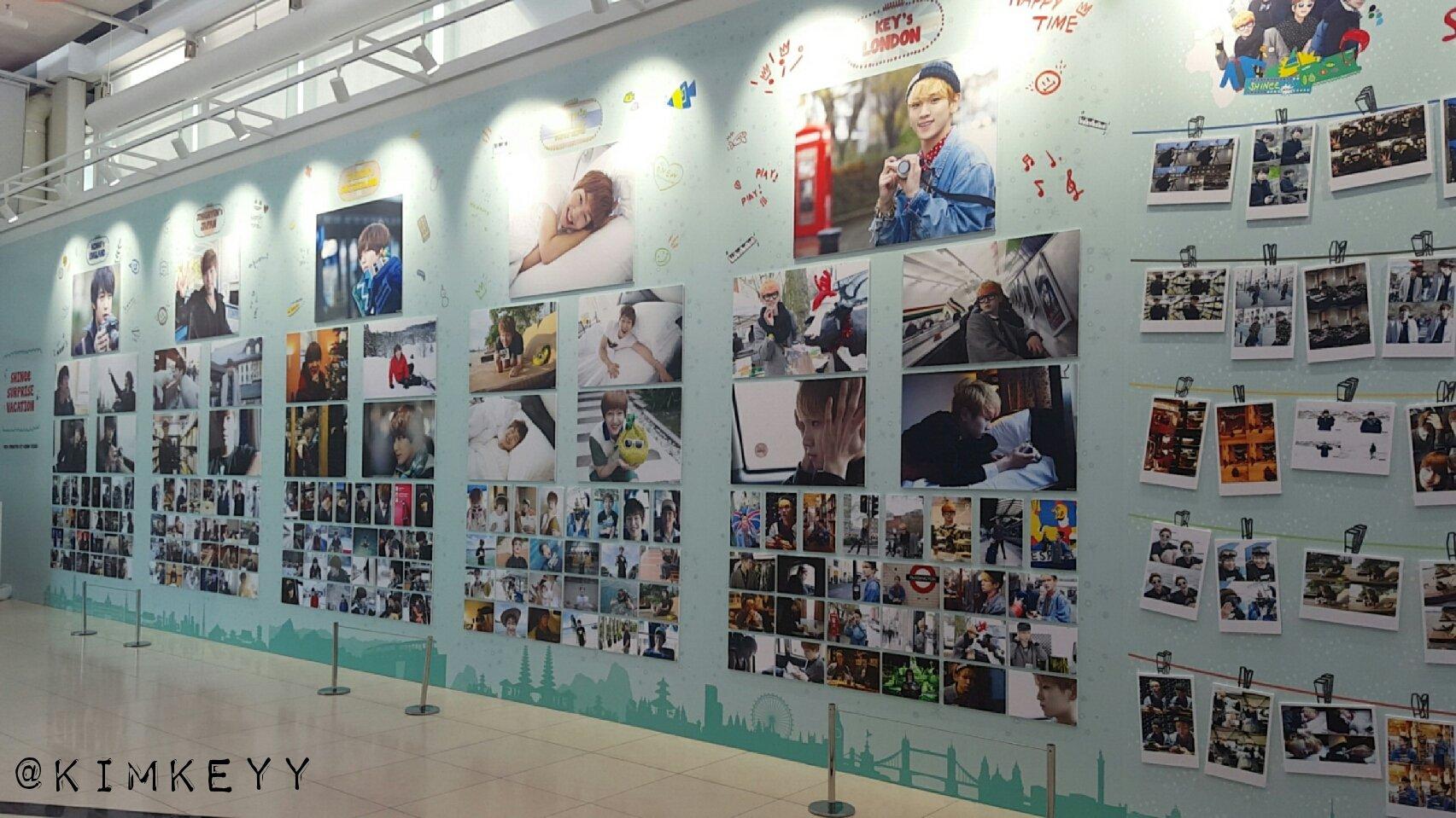 SHINee @ SHINee Surprise Vacation Exhibition 25310885145_7568175907_o