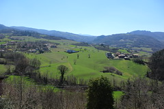 Find a beautiful place and get lost (antopolicama) Tags: travel trees sky italy sun green nature colors beautiful grass rural relax landscape lost spring place live hill free happiness bluesky explore mind traveling wondering amazed discover oltrep wonderer
