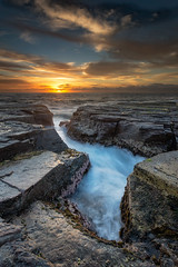 Turimetta March 2016 - 4 (Ian Moore Photo) Tags: beach sunrise reflections nikon sydney d800 turimetta