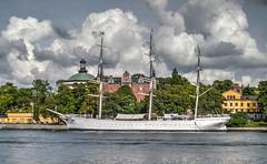 Af Chapman (Ana >>> f o t o g r a f  a s) Tags: hostel europa europe sweden stockholm schweden sverige scandinavia sthlm hdr estocolmo stoccolma suecia chapman afchapman escandinavia skepp tonemapped skeppet skeepsholmen