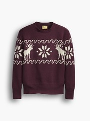 Levi's Vintage Clothing Men's Reindeer Sportswear in Burgundy Deer (paulandwilliams) Tags: mens levis tops instudio productphotography lsa stillphotography 16h2 livinglaydown cr16013h216gstk globalsalestoolskit lvcconcept reindeersportswear burgundydeer 264200000