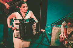Magda Giannikou (jazzypao) Tags: music uruguay concert theatre band jazz accordion montevideo accordionist magdagiannikou