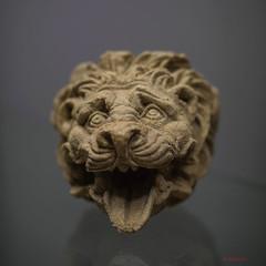 Metaponto: Museo Archeologico Nazionale, pluviale di gronda (2016) (Orarossa) Tags: italy italia basilicata metaponto reperto museoarcheologiconazionale ora3288
