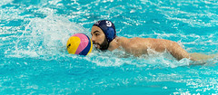 FINA Men's Water polo Olympic Games Qualifications Tournament 2016 - Trieste (ITA) (fina1908) Tags: 2016 fina blue men waterpolo olympicgames qualification tournament2016 trieste pallanuoto 9marzoukifra italy ita olympics waterpoloogqt