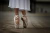 Relevé (fehlfarben_bine) Tags: ballet berlin dance naturallight kristin warehouse pointeshoes whataday relevé danceproject nikondf