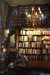Librairie Galerie Vivienne (Johanna Viala) Tags: paris escalier livres librairie