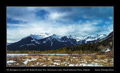 Mt. Bourgeau (L) and Mt. Brett (R) from 3rd. Vermillion Lake, Banff National Park, Alberta (kgogrady) Tags: morning trees winter snow canada mountains landscape rockies nikon rocky noone ab nopeople cx alberta banff rockymountains banffnationalpark parkscanada canadianrockies vermillionlakes 2016 westerncanada massiverange canadianmountains nikon1 canadiannationalparks canadianlandscapes cans2s mountbourgeau mtbourgeau albertalandscapes mountbrett mtbrett nikon1v1 1nikkorvr30110mmf3856 1nikkor30110mmf3856vr canadianrockieslanscape