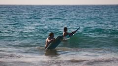 Hapuna Beach (.Manisha.) Tags: ocean beach hawaii bigisland boogieboard hapunabeach 2258 20151228