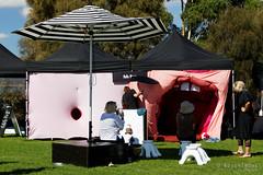 20160313-05-MONA Market mardi gras theme (Roger T Wong) Tags: people grass market lawn australia mona moma tasmania hobart mardigras stalls 2016 canonef24105mmf4lisusm canon24105 canoneos6d museumofoldandnewart rogertwong