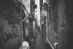 TOKYO IS YOURS (ajpscs) Tags: street blackandwhite bw blancoynegro monochrome japan japanese tokyo blackwhite spring alley nikon outdoor streetphotography monochromatic d750  nippon goldengai  blkwht grayscale  shitamachi  seasonchange   monokuro ajpscs shinjukugoldengai tokyoisyours