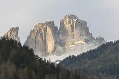 Dolomites (snowman*1) Tags: italy ita campitellodifassa trentinoaltoadige