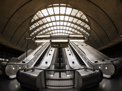 EXIT (sisyphus007) Tags: london underground subway tube olympus tubestation southwark oli londonarchitecture micro43 sisyphus007 olympusomd olympusem5 olympusomdem5 omdem5 michaelkiedyszko michaelkiedyszko2016