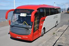 London United - SL65013 - FJ58 AJU (Transport Photos UK) Tags: coach vehicle blackpool nikond3000 adamnicholson transportphotosuk ukcoachrally2016